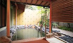千福の湯(露天風呂)