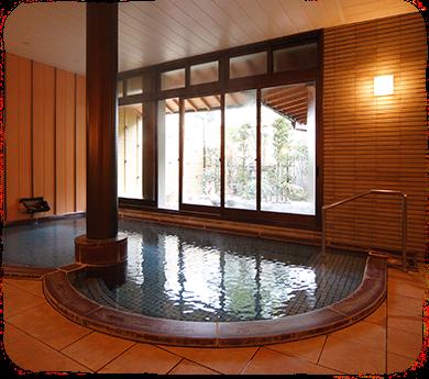 千福の湯 大浴場