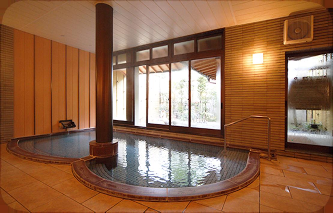 大浴場「千福の湯」